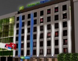 НГ Белград хотел Holiday Inn Express Belgrade City 4*+